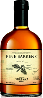Pine Barrens Whisky Single Malt 750ml